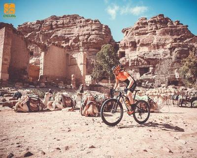 2 Days. Wadi Rum - Beit Ali Lodge + Cycling in Wadi Rum / Disi
