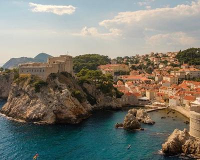 Egy hét Dubrovnik májusban
