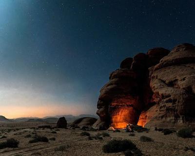 2 Days. Wadi Rum - Beyond Wadi Rum Camp 2* + Stargazing Trip