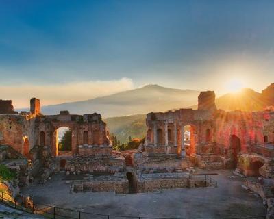 Szicília, Taormina utazás májusban: repülőjegy és szállás reggelivel