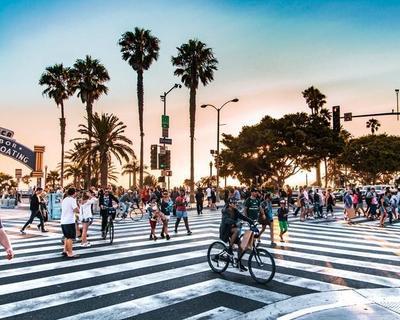 Puente de Revolución en Los Ángeles