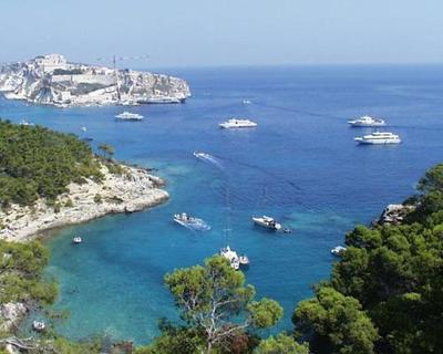 Isole Tremiti - Hotel Kyrie - Mezza pensione - Traghetto da Termoli + auto inclusi