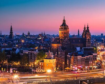 Viaje a Berlín+Copenhague+Amsterdam