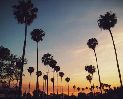 Los Ángeles de película en Semana Santa