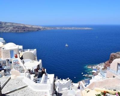 Spektakuläres Santorini inklusive Sunset Cruise