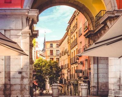 Madrid, las dos Castillas y la Ruta de Don Quijote (con rent a car)