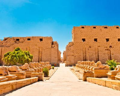 Kairo, Luxor & Baden am Roten Meer