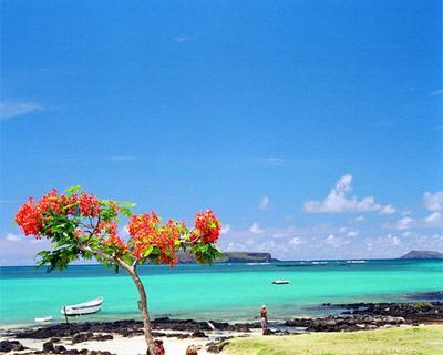 Stopover in Dubai & Baden auf Mauritius