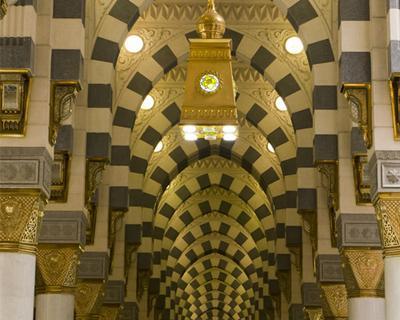 Umrah (7 Nights at 5*) 3 Night in Madinah at Madinah Hilton + 4 Nights in Makkah at Makkah Clock Royal Tower, A Fairmont Hotel + Air tickets from Chicago