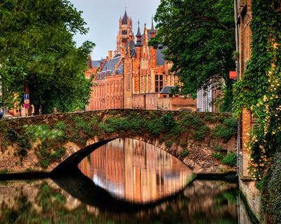 4 éjszaka Brugge 4 csillagos hotellel, repülővel