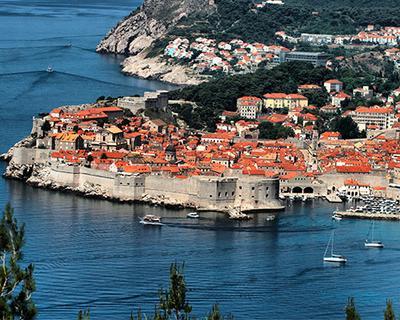 Dubrovnik, la perla del Adriático, 5 días / 4 noches.