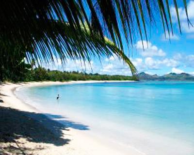 Sydney & Baden auf Fidschi