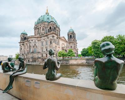 Oferta de viagem a Berlim