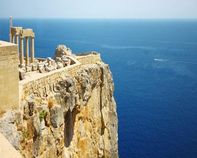 Antikes Athen & Traumhafte Buchten auf Rhodos