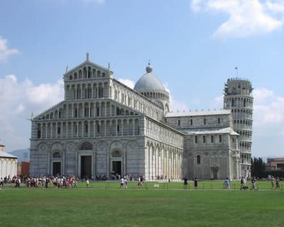 Gateaway in Pisa