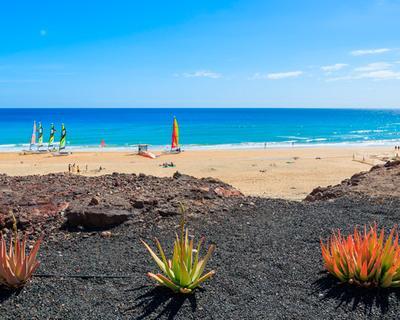 El sol de Fuerteventura