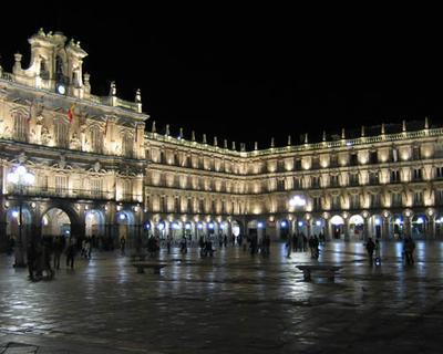 Autumn in Salamanca
