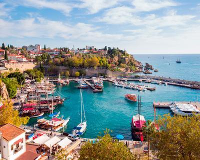 Törökország, Antalya nyaralás: hotel reggelivel és repülőjegy