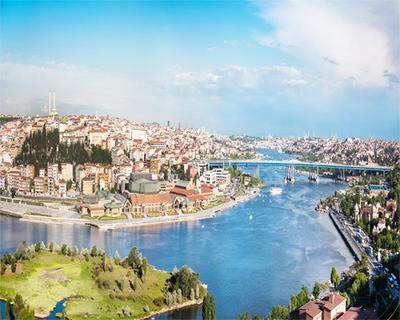 ٤ أيام. اسطنبول ٥*