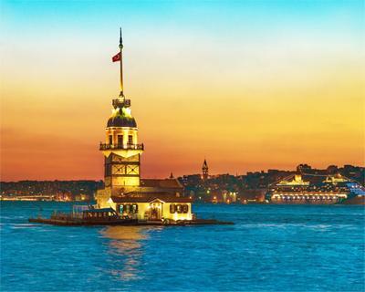 Kontrastreiches Istanbul & Strandurlaub in Antalya