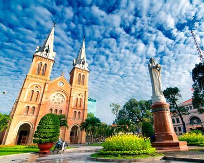 Luang Prabang, Vientiane, Saigon & Long Hai