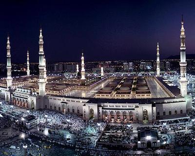 Umrah (6 Nights at 5*) 3 Night in Madinah at Intercontinental Madinah - Dar Al Iman + 3 Nights in Makkah at InterContinental Dar Al Tawhid Makkah + Air tickets from New York