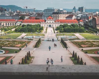 Bécsi hosszú hétvége egyéni utazással