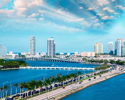 Stopover in Miami & Erholung auf den Bahamas