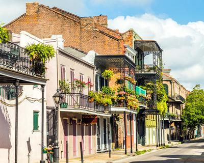 Nueva Orleans - Cancún