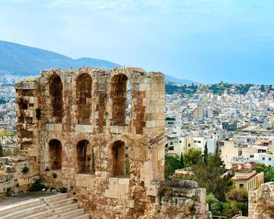 Atenas, Delfos y Meteora