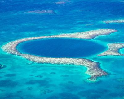 Miami - Belize - Mexiko
