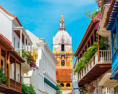"""Rundreise """"Kolumbien: Ein Land voller Kontraste"""" und Baden aus San Andres"""