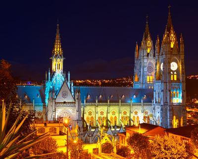 Quito con Copa Airlines
