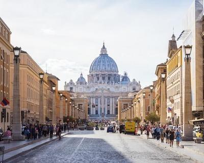 Fin de semana en Roma