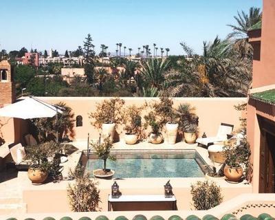Marokkó, Marrakesh: utazás repülővel és szállás