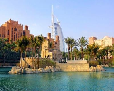 Escapada a Dubai
