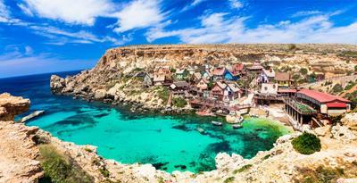 Máltai utazás: szállás reggelivel és repülőjegy