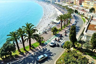 Francia Riviéra, Nizza utazás repülőjeggyel, szállással