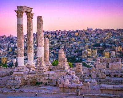 Egy hét Amman, Jordánia repülőjeggyel és 4 csillagos szállással decemberben