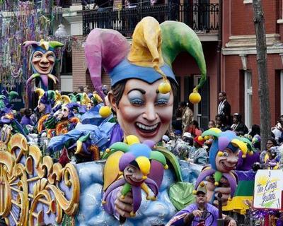 Mardi Gras in New Orleans erleben & Baden in Miami