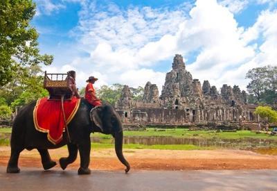 Délkelet-Ázsia: Bangkok, Angkor, Phuket körutazás