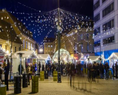 Mercadillos Navideños en Zagreb