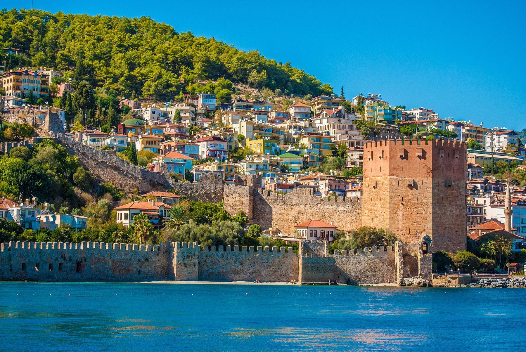 Reise Nach Antalya