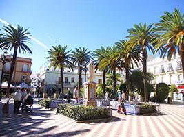 Visita a Ayamonte