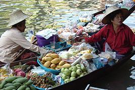 Special Offer : Half Day Floating Market
