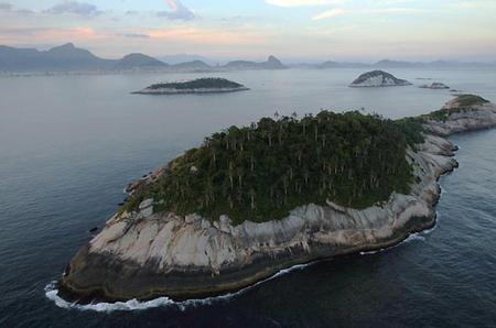 Excursión privada en barco a motor para grupos pequeños en Río de Janeiro
