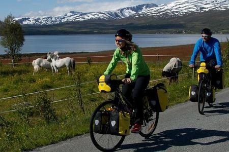 Touring-Trekking Bicycle Rental in Tromso - 1 to 8 Days