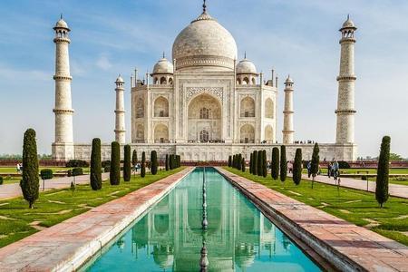 Recorrido privado: Escapada de un día a Agra desde Delhi, incluida visita al Taj Mahal y al Fuerte de Agra