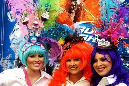 Balade au Carnaval de La Nouvelle-Orléans