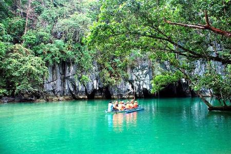 Excursão pelo Rio Subterrâneo, incluindo almoço de Puerto Princesa
